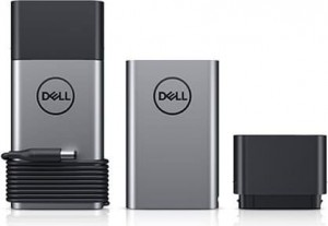 Zasilacz z Powerbank Dell PH45W17-BA Hybrid 45W 12800Mah 7.4/4.5mm +USB