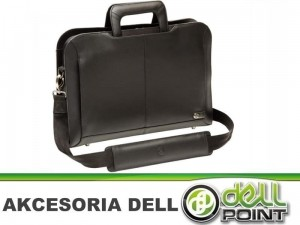 Leather case Dell Executive 14""